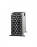 "Dell PowerEdge T440 Tower, Intel Xeon, Silver 1x4208, 2.2 GHz, 11 MB, 16T, 8C, 1x16 GB, RDIMM DDR4, 2666 MHz, SSD 480 GB, Up to 8 x 3.5"", Hot-swap hard drive bays, PERC H730P, Dual, Hot-plug, Redundant, Power supply 750 W, On-Board LOM 2x1GbE, iDRAC 9 Enterprise, No OS, Warranty Basic Onsite 36 month(s)"