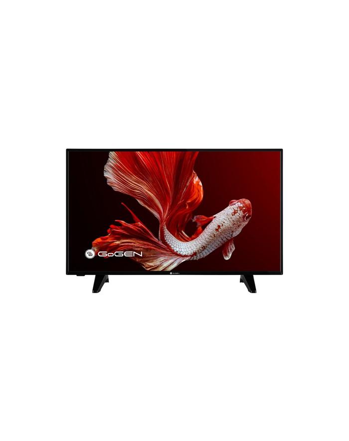 "GoGen LED TV GOGTVH32P181T 32"" (80 cm), HD Ready, 1366 x 768, DVB-C/T2, Black"