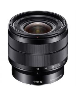 Sony SEL-1018 E 10-18mm F4 OSS Lens