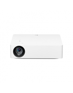 LG CineBeam HU70LS 4K UHD (3840 x 2160), 1500 ANSI lumens, White, Wi-Fi