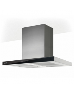 Hood CATA 900 XGBK ISLA LEGEND Island, Energy efficiency class A+, Width 90 cm, 820 m³/h, Touch control, LED, Stainless steel