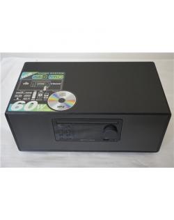 SALE OUT. Muse M-695 DBT Radio, CD/USB, Portable, Black Muse Radio M-695 DBT USB port, DEMO, AUX in, FM radio, NFC, CD player, B