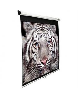 "Elite Screens Manual Series M135XWH2 Diagonal 135 "", 16:9, Viewable screen width (W) 299 cm, White"