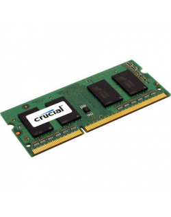 Crucial 8 GB, DDR3, 1600 MHz, Notebook, Registered No, ECC No