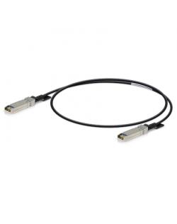 Ubiquiti UDC-1 SFP+, Copper, Direct Attach Cable, 10/100/1000/10000 Mbit/s, Maximum transfer distance 1 m, 0 to +70C