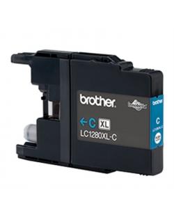 Brother LC1280XLC Ink Cartridge, Cyan