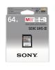 Sony SF-M64 64 GB, SDXC, Flash memory class 10