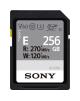 Sony SF-E256 256 GB, SDXC, Flash memory class 10