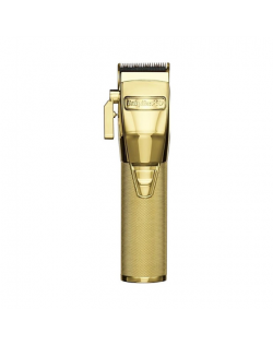 BABYLISS PRO Hair and beard trimmer FX8700GE Cordless or corded, Number of length steps 8, Gold