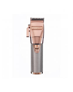 BABYLISS PRO Hair and beard trimmer FX8700RGE Cordless or corded, Number of length steps 8, Rose/Gold