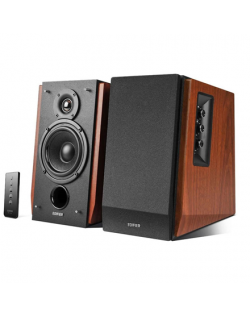 Edifier R1700BT Speaker type 2.0, 3.5mm/Bluetooth, Brown, 66 W, Bluetooth