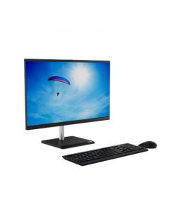Lenovo Essential V50a-24IMB Desktop, AIO, Intel Core i5, i5-10400T, Internal memory 8 GB, DDR4, SSD 256 GB, Intel UHD, 9.0mm DVD
