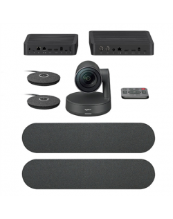 Logitech Rally Plus (Video conferencing kit)