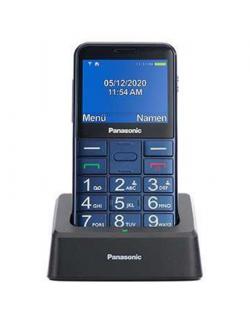 "Panasonic KX-TU155EXBN Blue, 2.4 "", TFT-LCD, microSD/microSDHC MB, USB version micro USB, Built-in camera, Main camera 0.3 MP"