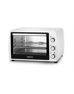 Camry Mini Oven CR 6008 63 L, Table top, White, 2200 W