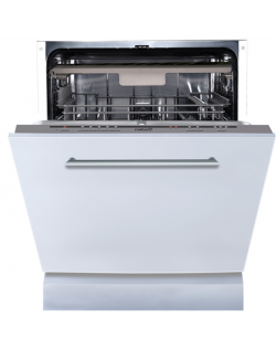 CATA Dishwasher LVI 61014 Built-in, Width 60 cm, Number of place settings 14, Number of programs 5, Energy efficiency class E, I