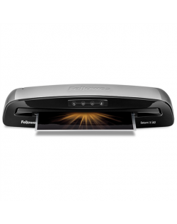 Fellowes Laminator Saturn 3i A3, Technology Heat and cold, Silver/Black
