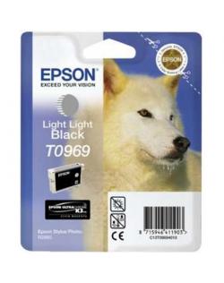 Epson Singlepack Light Light Black T0969 Light light black