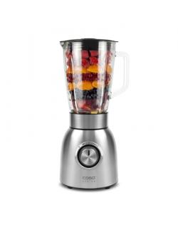 Caso Blender B800 Tabletop, 1000 W, Jar material Glass, Jar capacity 1.5 L, Stainless steel