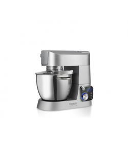 Caso Chef Food processor KM 1200 Stainless Steel, 1200 W, Number of speeds Different speed levels with pulse function, 3,6 L, Bl