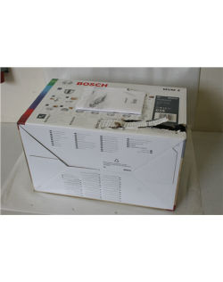 SALE OUT. Bosch Kitchen Machine MUM4855 White, 600 W, Number of speeds 4, Blender, Meat mincer, DAMAGED PACKAGING