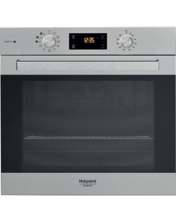 Hotpoint Oven FA5S 841 J IX HA 71 L, Electric, Steam, Electronic, Height 59.5 cm, Width 59.5 cm, Stainless steel