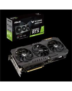 Asus TUF-RTX3090-O24G-GAMING NVIDIA, 24 GB, GeForce RTX 3090, GDDR6X, PCI Express 4.0, HDMI ports quantity 2