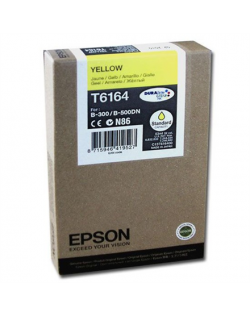 Epson T618 Extra High Capacity Ink Cartridge (Black) 8,000 Business Inkjet B500DN Epson