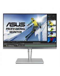 "Asus ProArt HDR Professional LCD PA24AC 24.1 "", IPS, WUXGA, 1920 x 1200 pixels, 16:10, 5 ms, 350 cd/m², Gray, HDR-10, 100% sRGB,"