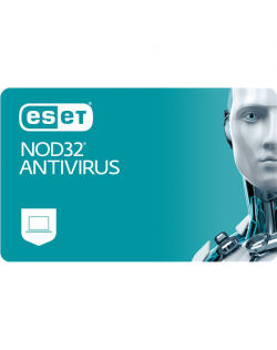 Eset NOD32 Antivirus, New electronic licence, 2 year(s), License quantity 5 user(s)