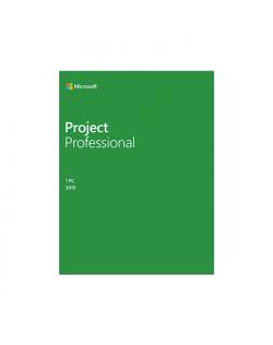 Microsoft H30-05756 Project Pro 2019 ESD, Multilingual