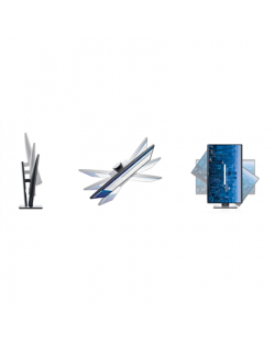 Acme Power bank PB15G 10000 mAh, Space Gray, 2 USB ports, Aluminium, Li-polymer
