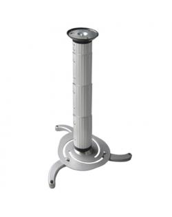Sunne Projector Ceiling mount, Turn, Tilt, Maximum weight (capacity) 10 kg, Silver
