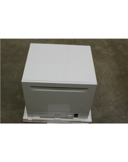 SALE OUT. Bosch Dishwasher SKS62E22EU Table, Width 59.5 cm, Number of place settings 6, A+, White, DAMAGED PACKAGING, DAMAGED DO