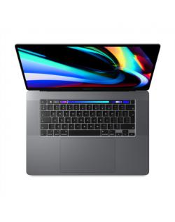 "Apple MacBook Pro Retina with Touch Bar Space Gray, 16 "", IPS, 3072 x 1920, Intel Core i7, 16 GB, DDR4, SSD 512 GB, AMD Radeon P"