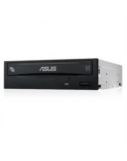 Asus DRW-24D5MT Internal, Interface SATA, DVD±RW, CD read speed 48 x, CD write speed 48 x, Black