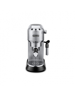 Delonghi Dedica Espresso Coffee Maker EC685.M Pump pressure 15 bar, Built-in milk frother, Semi-automatic, 1300 W, Inox