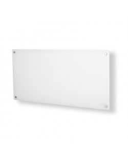 Mill Heater MB900DN Glass Panel Heater, 900 W, Number of power levels 1, Suitable for rooms up to 11-15 m², White