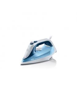Braun SI 7062 Blue, 2600 W, Steam Iron, Continuous steam 50 g/min, Steam boost performance 225 g/min, Anti-drip function, Anti-s