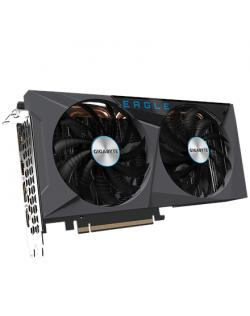 Gigabyte GV-N306TEAGLE OC-8GD 2.0 LHR version NVIDIA, 8 GB, GeForce RTX 3060 Ti, GDDR6, PCI-E 4.0 x 16, Processor frequency 1695
