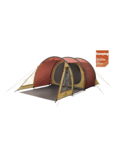 Easy Camp Tent Galaxy 400 Gold Red 4 person(s), Warm Red
