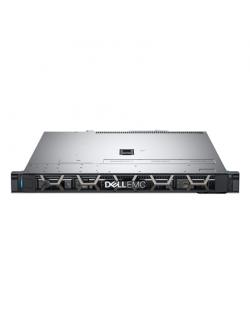 "Dell PowerEdge R240 Rack (1U), Intel Xeon, E-2224, 3.4 GHz, 8 MB, 4T, 4C, UDIMM DDR4, No RAM, No HDD, SATA, Up to 4 x 3.5"", Hot-"