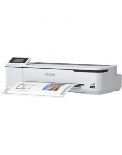Epson Wireless Printer SureColor SC-T2100 Colour, Inkjet, A1, Wi-Fi, White