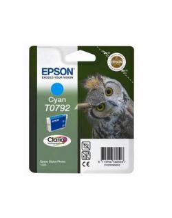 Epson Singlepack Cyan T0792 Claria Photographic Ink Cyan