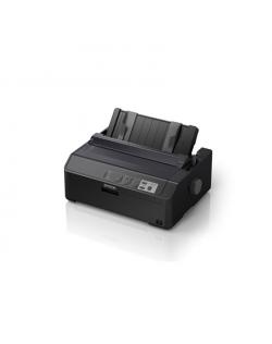 Epson LQ-590II Black, Impact dot matrix, Dot matrix printer, Black
