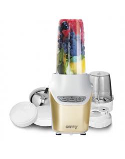 Camry Blender CR 4071 Personal, 1700 W, Jar material Plastic, Jar capacity 0.5 and 1 L, Beige