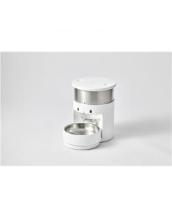 PETKIT Smart pet feeder Fresh element 3 Capacity 3 L, Material Stainless steel and ABS, White