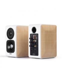 Edifier S880DB Speaker type 2.0, 3.5mm/Bluetooth/Optical/Coaxial/USB, Bluetooth version 4.1, White, 84 W