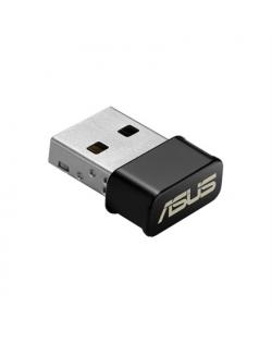Asus USB-AC53 NANO AC1200 Dual-band USB MU-MIMO Wi-Fi Adapter