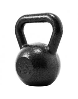 PROIRON PRKHKB12K Kettlebell Weight, 1 pc, 12 kg, Black, Cast Iron